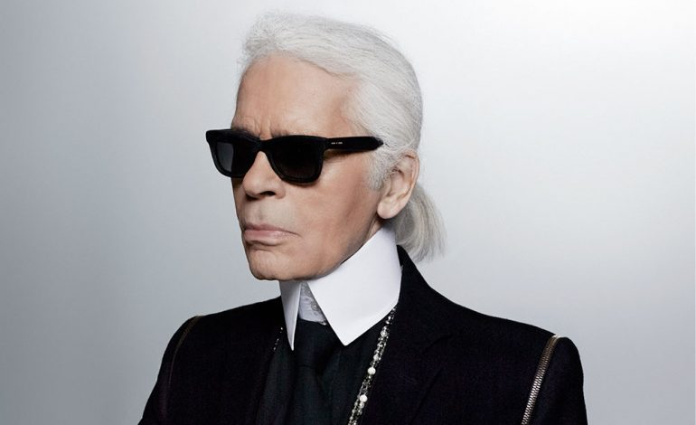 Karl Lagerfeld, auction at Sotheby's