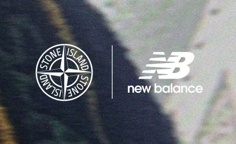 Footwear, partnership New Balance-Stone Island