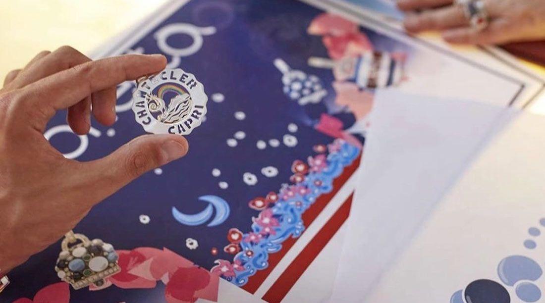 Lune di Capri, partnership Chantecler Capri-Simonetta: when jewelery meets kids fashion