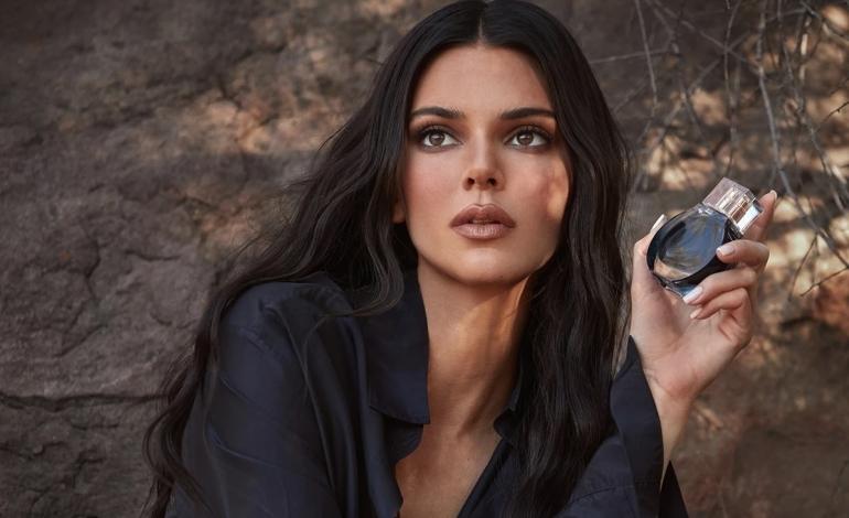 Trio of perfumes for Kim Kardashian with Kendall Jenner