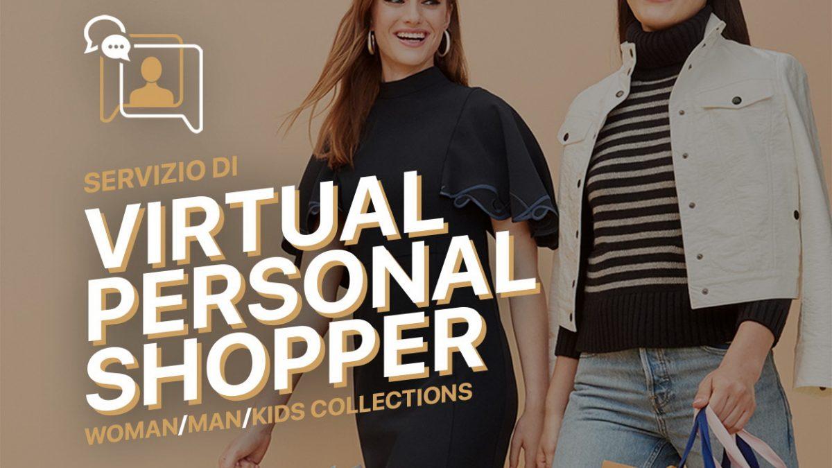 Michele Franzese Moda e Michele Franzese Kids Napoli, arriva l'aiuto del Virtual Personal Shopper