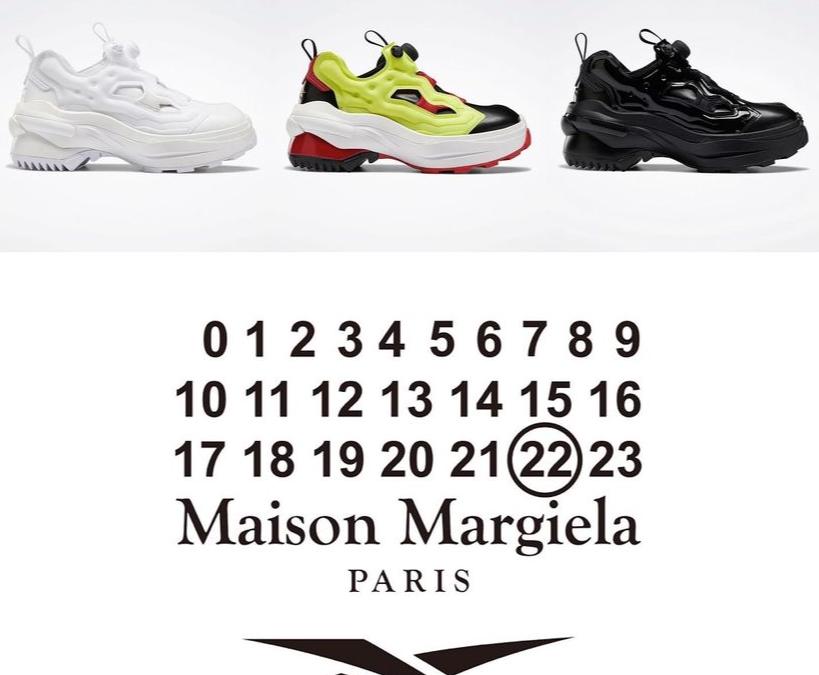 Maison Margiela meets Reebok