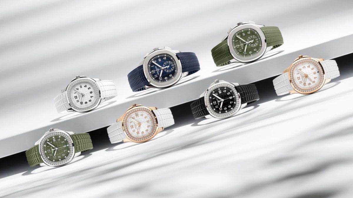 Luxury: Patek Philippe reworks Aquanaut Luce