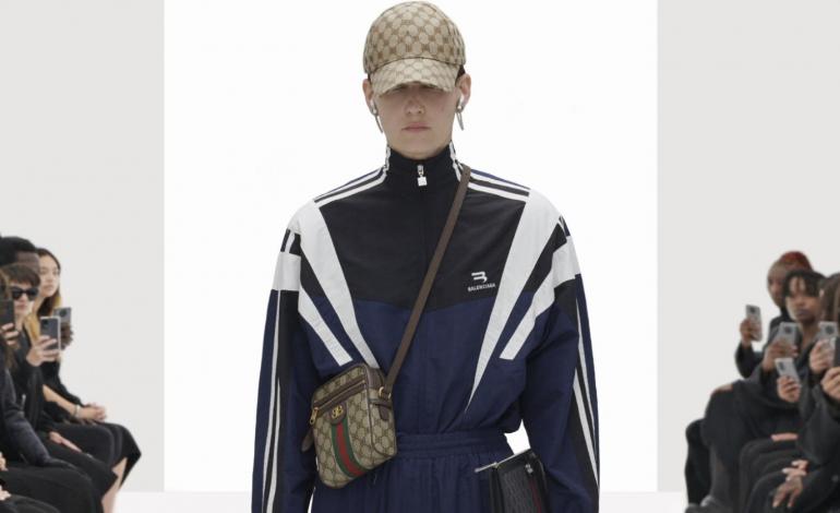 Balenciaga meets Gucci