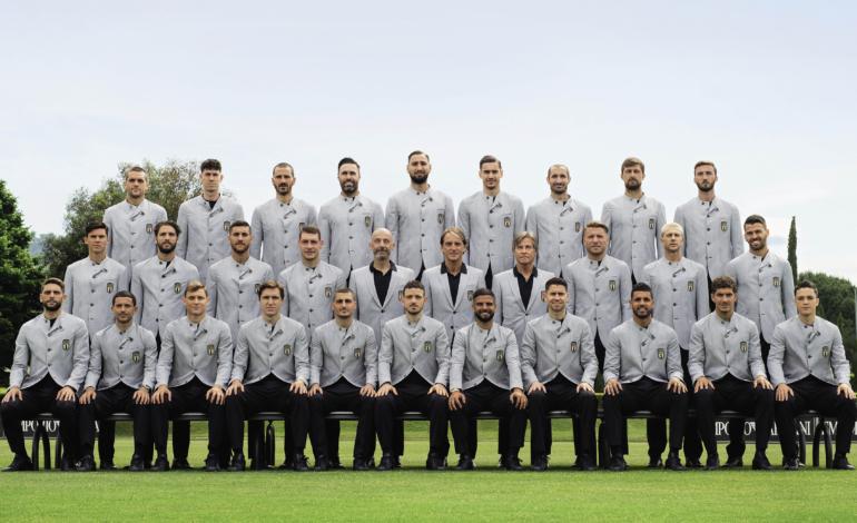 Euro2021, Italy wears Armani
