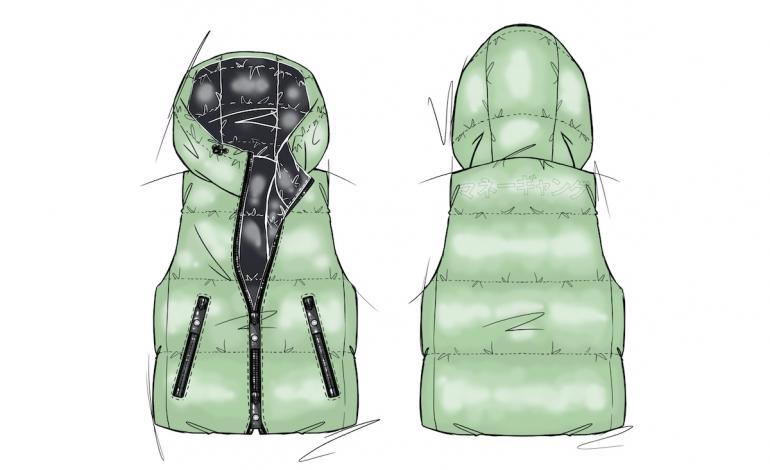 Streetwear: Tatras, capsules with Sfera Ebbasta