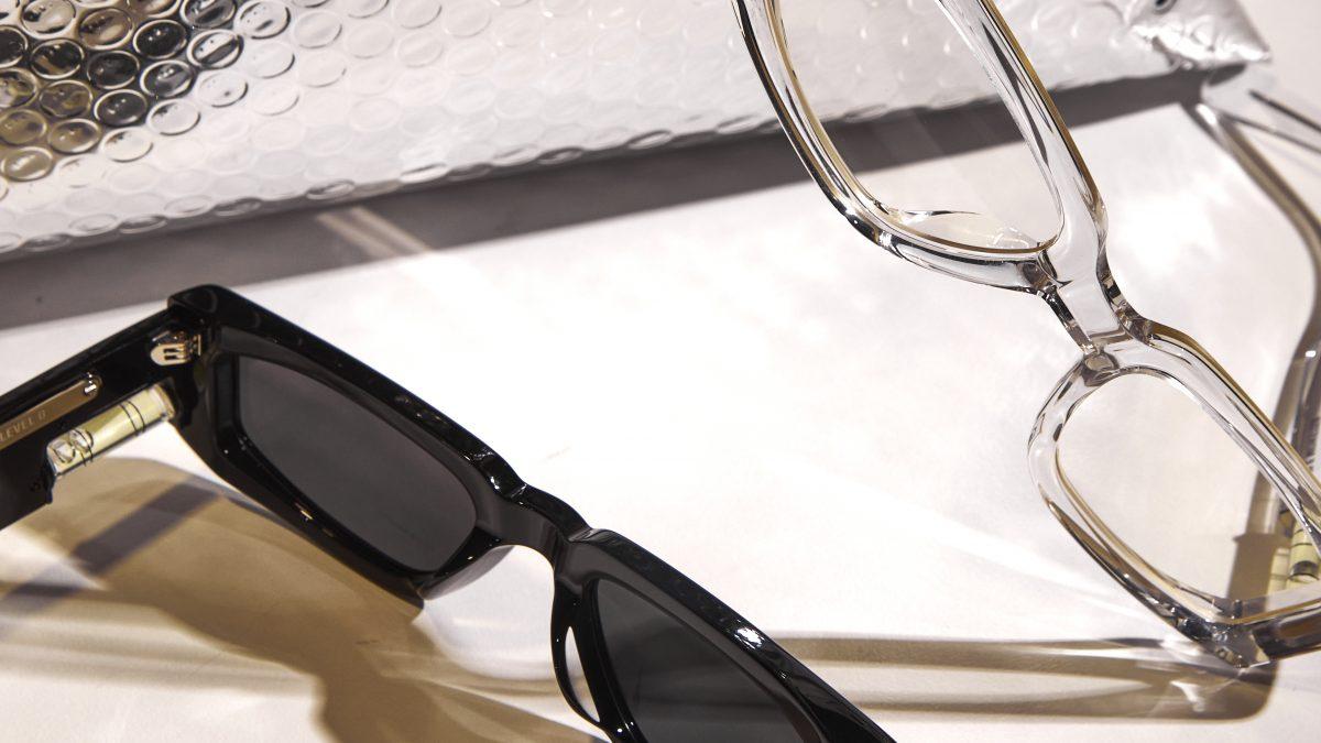 Eyewear, Gentle Monster for Heron Preston