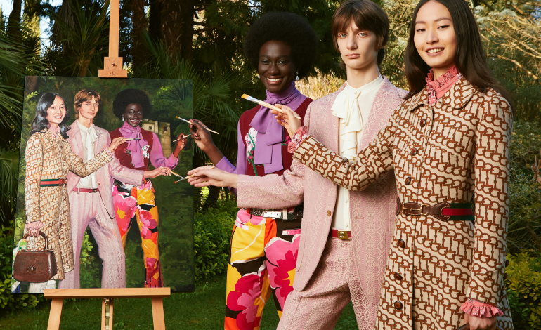 Gucci launches Vault. Focus on vintage and emerging talents