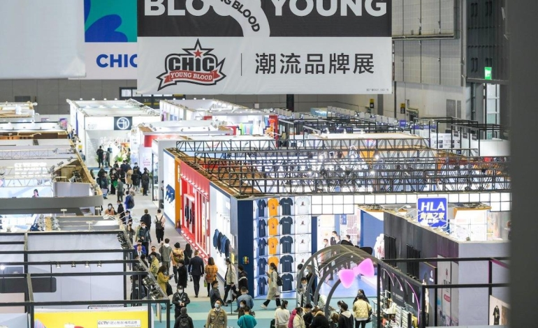 Chic Shanghai, 500 brands from 9 to 11 October