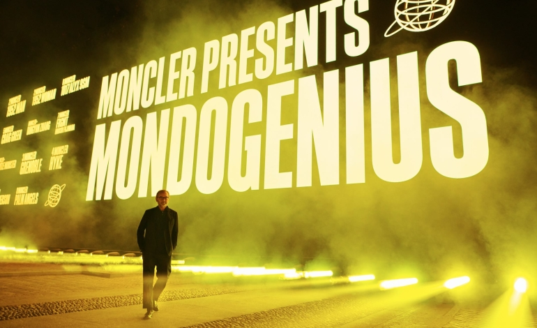 Moncler, new record on social media with Mondogenius show