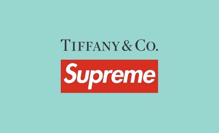 Rumors about Tiffany-Supreme partnership